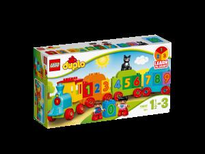 LEGO NUMBER TRAIN - 10847