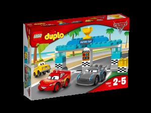 LEGO PISTON CUP RACE - 10857