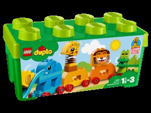 LEGO MY FIRST ANIMAL BRICK BOX - 10863