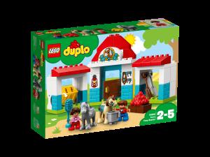 LEGO FARM PONY STABLE - 10868