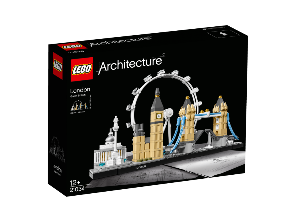 LEGO LONDON - 21034
