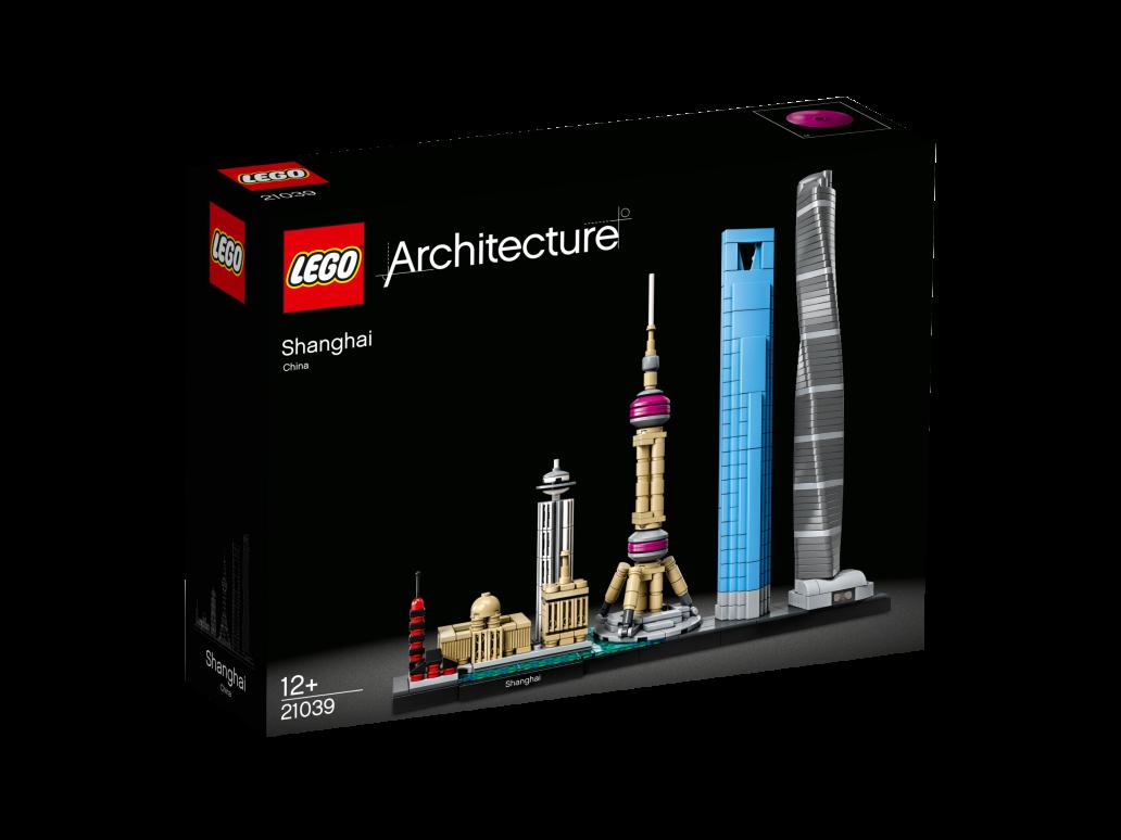 LEGO SHANGHAI - 21039