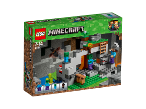 LEGO THE ZOMBIE CAVE - 21141