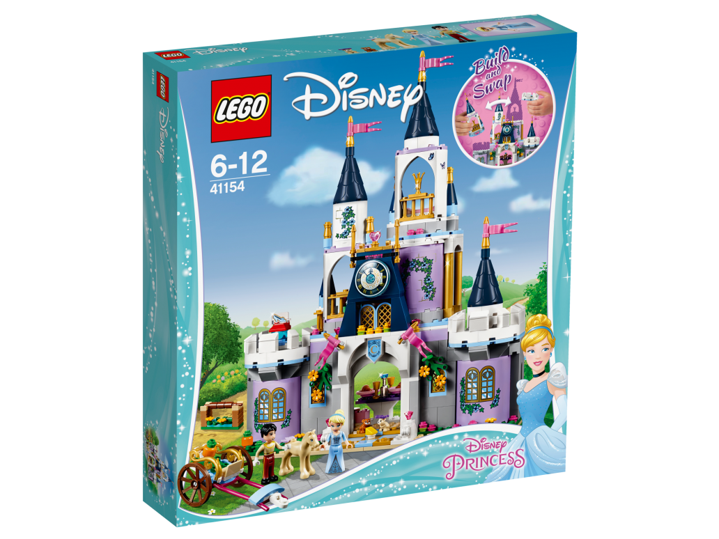 LEGO CINDERELLAS DREAM CASTLE - 41154