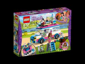 LEGO OLIVIAS MISSION VEHICLE - 41333