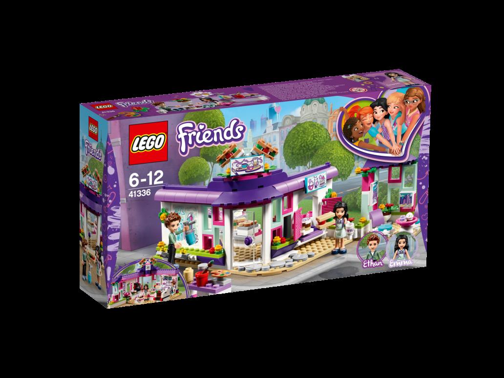 LEGO EMMAS ART CAFE - 41336