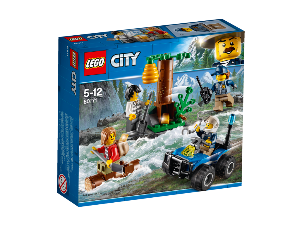 LEGO MOUNTAIN FUGITIVES - 60171