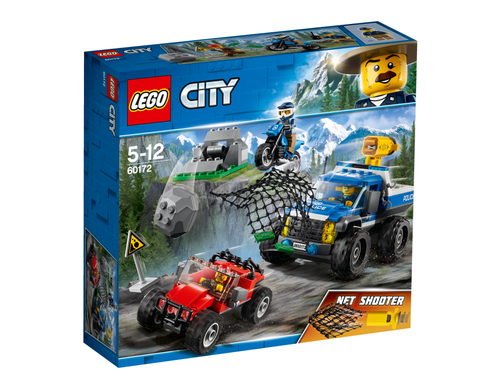 LEGO DIRT ROAD PURSUIT - 60172