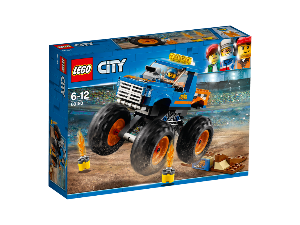 LEGO MONSTER TRUCK - 60180