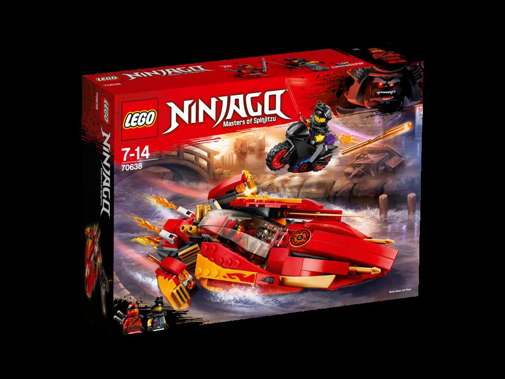 LEGO KATANA V11 - 70638