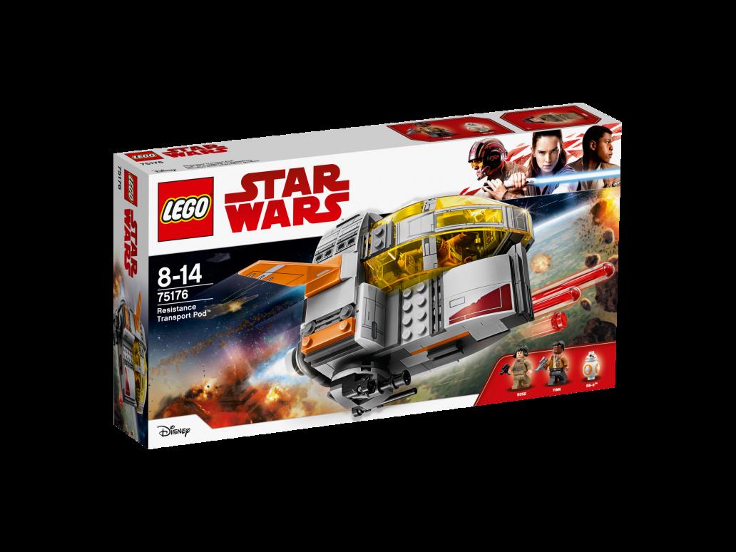LEGO RESISTANCE TRANSPORT POD - 75176