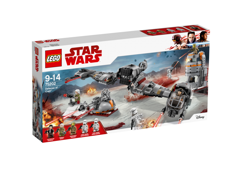 LEGO DEFENSE OF CRAIT - 75202
