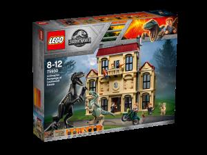 LEGO INDORAPTOR RAMPAGE - 75930