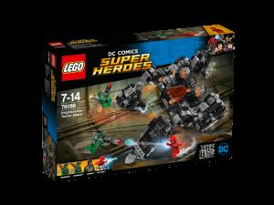 LEGO KNIGHTCRAWLER TUNNEL ATTACK - 76086