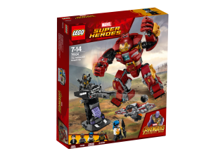 LEGO THE HULKBUSTER SMASH-UP - 76104