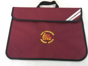 East Worlington Primary School Book Bag