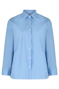 Long Sleeve Non Iron School Blouse -Twinpack (Trutex)