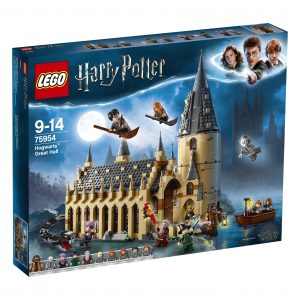 LEGO HOGWARTS GREAT HALL - 75954