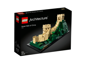 LEGO GREAT WALL OF CHINA - 21041