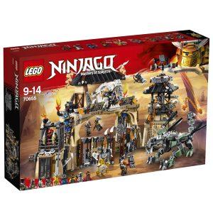 LEGO DRAGON PIT - 70655