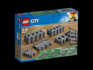 LEGO TRACKS AND CURVES - 60205