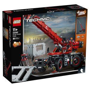LEGO ROUGH TERRAIN CRANE - 42082