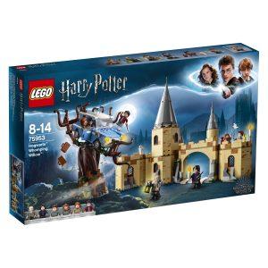 LEGO HOGWARTS WHOMPING WILLOW - 75953