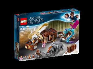 LEGO NEWTS CASE OF MAGICAL CREATURES - 75952