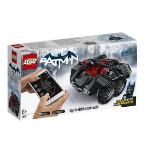 LEGO APP-CONTROLLED BATMOBILE - 76112