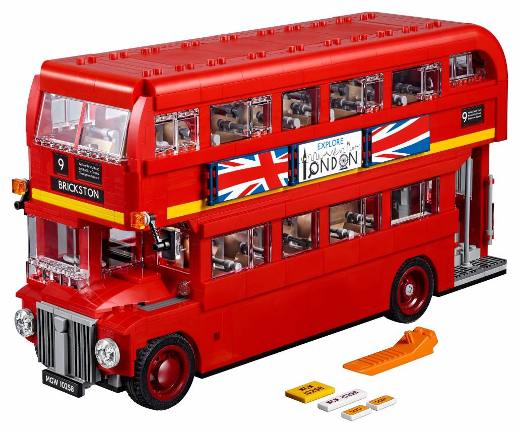 LEGO LONDON BUS - 10258