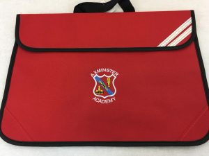Axminster Primary Academy School Book Bag