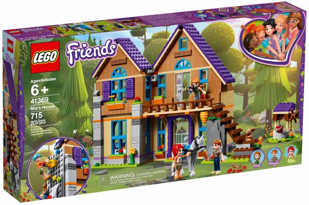 LEGO MIA'S HOUSE - 41369