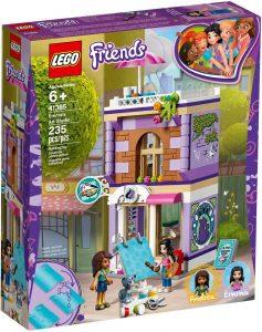 LEGO EMMA'S ART STUDIO - 41365