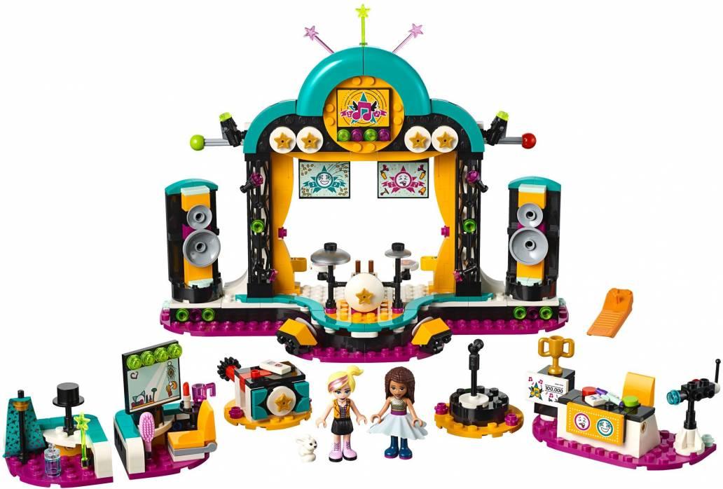LEGO ANDREA'S TALENT SHOW - 41368
