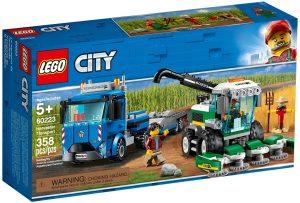 LEGO HARVEST TRANSPORTER - 60223