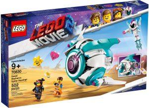 LEGO SWEET MAYHEMS SYSTAR STARSHIP - 70830