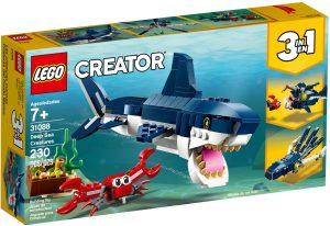 LEGO DEEP SEA CREATURES - 31088