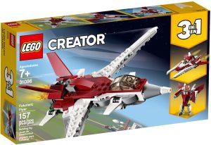 LEGO FUTURISTIC FLYER - 31086