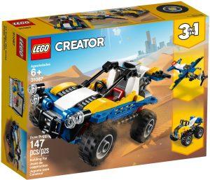 LEGO DUNE BUGGY - 31087