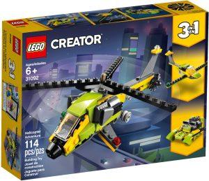 LEGO HELICOPTER ADVENTURE - 31092