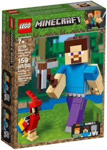 LEGO MINECRAFT STEVE BIGFIG - 21148