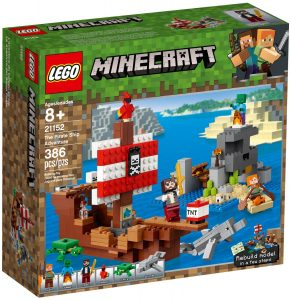LEGO THE PIRATE SHIP ADVENTURE - 21152