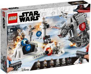 LEGO ACTION BATTLE ECHO BASE DEFENCE - 75241