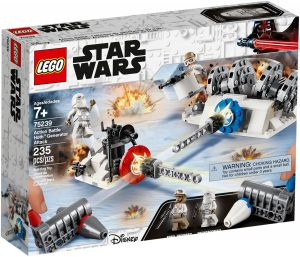 LEGO ACTION BATTLE HOTH GENERATOR ASSAULT - 75239