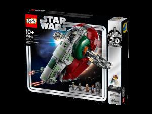 LEGO SLAVE 1 - 20TH ANNIVERSARY EDITION - 75243