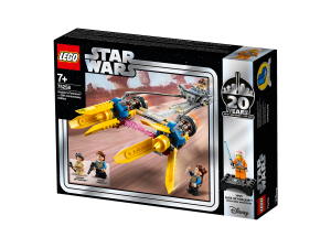 LEGO ANAKINS PODRACER - 20TH ANNIVERSARY EDITION - 75258