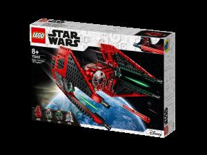 LEGO MAJOR VONREGS TIE FIGHTER -75240