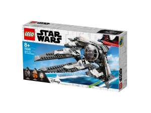 LEGO BLACK ACE TIE INTERCEPTOR - 75240
