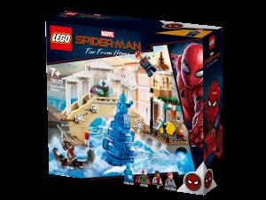 LEGO HYDRO-MAN ATTACK - 76129