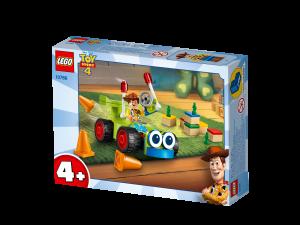 LEGO WOODY & RC - 10766